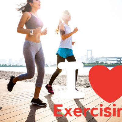 I Love Exercising