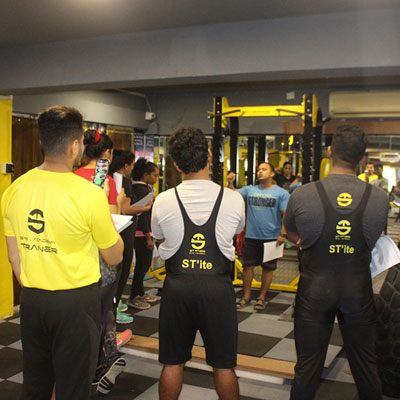 ST Fitness Academy